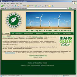 GreenWorks Idaho