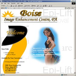 Boise Image's old site