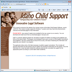 Idaho Child Support